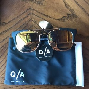 Quay High and Dry sunglasses